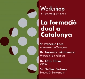 "Workshop ""Dual Training in Catalonia"""