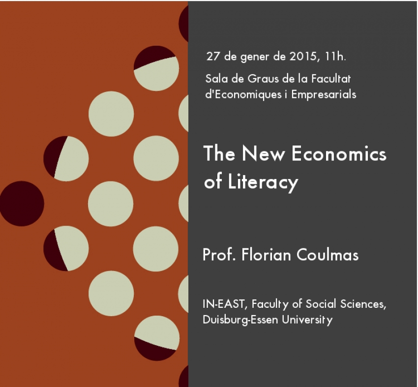"Seminar ""The New Economics of Literacy"""